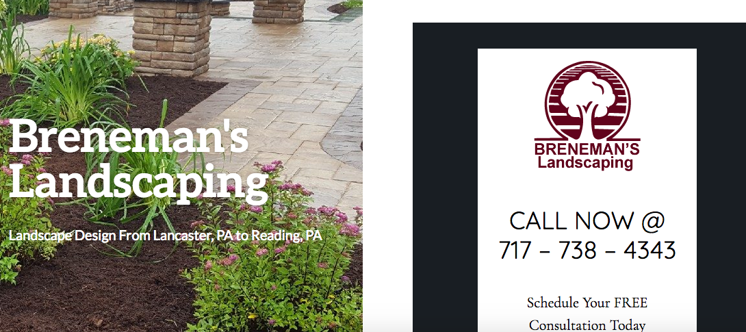 we provide including landscaping hardscaping lawn maintenance patio installation and much more for the greater lancaster lebanon and berks county